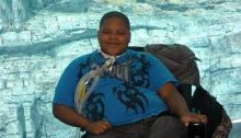 Xzavier Davis-Bilbo is an advocate against distracted driving. The campaign of The X-Man Foundation is 'Don't text 4 X'