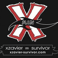 Logo for The X-Man Foundation