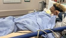 'Don't text 4 X' Xzavier needs a hospital bed at the cost of $5K dollars