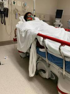 'Don't text 4 X' Xzavier needs a hospital bed at the cost of $5K